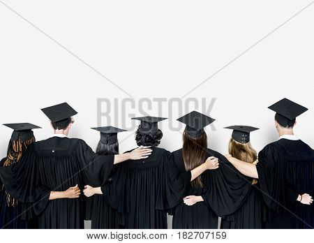 Graduated Student Education School Academic