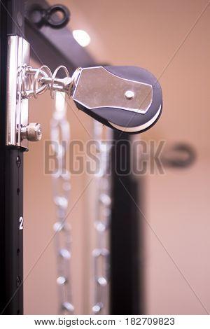 Pilates Machine In Gym