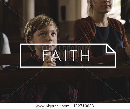 Faith Believe Inspire Hope Holy Church