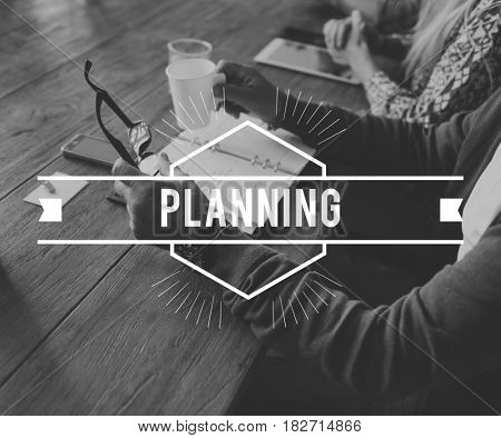 Planning Retirement Plan Dream Big Word