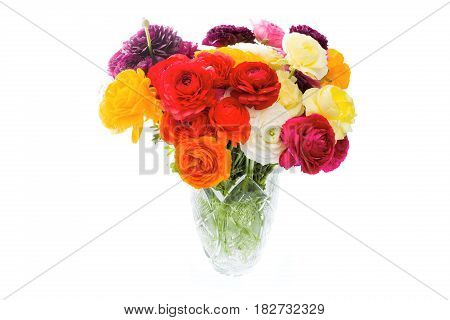 Asian Buttercups Bouquet