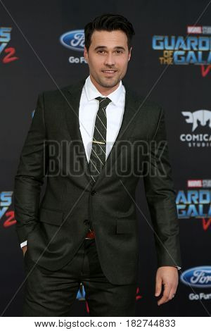 LOS ANGELES - APR 19:  Brett Dalton at the