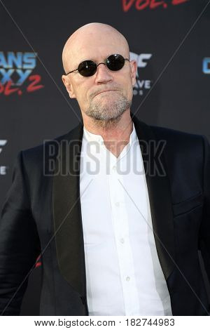 LOS ANGELES - APR 19:  Michael Rooker at the