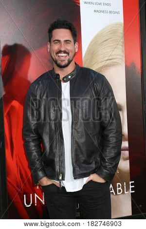 LOS ANGELES - APR 18:  Josh Murray at the