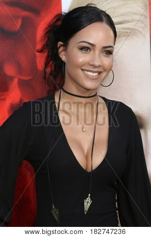 LOS ANGELES - APR 18:  Tristin Mays at the