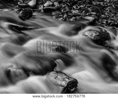 Smoothing out the rocks with a dose of water
