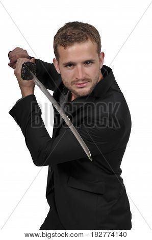 Samurai Swordsman Fighter