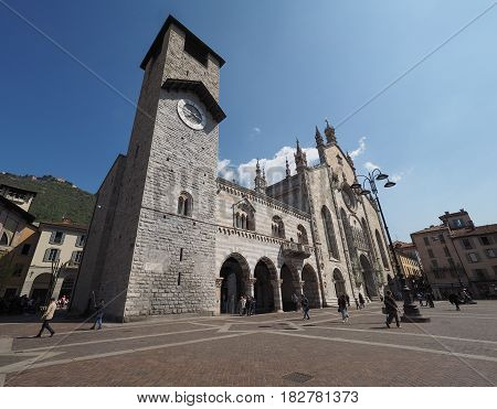Cathedral Church In Como