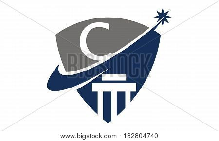 This vector describe about Justice Law Initial C