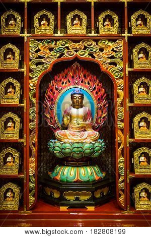 China Buddha Statue