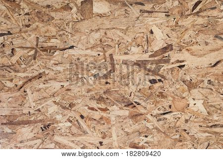 Recycled Oriented Strand Board [OSB] Background/ Texture