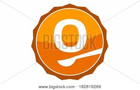 This Vector describe about Restaurant Letter O