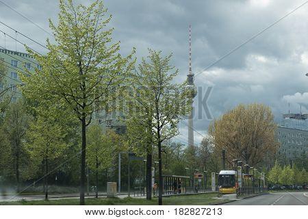 Berlin the  nice capital City of Germany