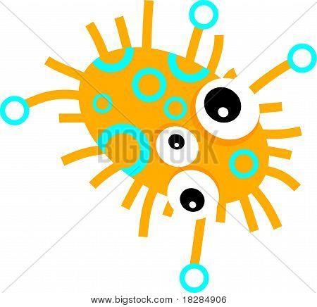 Blue Ringed Germ