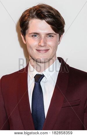 NEW YORK, NY - APRIL 20: Actor Eugene Simon attends the 'Genius' Premiere during the 2017 Tribeca Film Festival at BMCC Tribeca PAC on April 20, 2017 in New York City