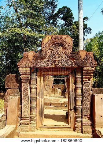 Angkor Wat - Banteay Srei Temple Nb. 4