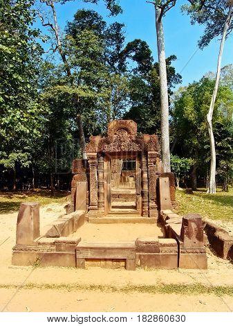 Angkor Wat - Banteay Srei Temple Nb. 6