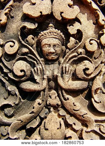Angkor Wat - Banteay Srei Temple Nb. 13
