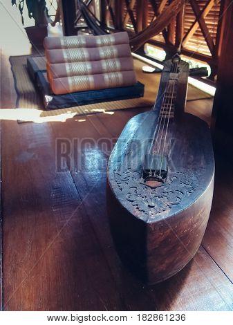 Musical instrument - Southeast Asia Music Cambodia - Khmer Krap