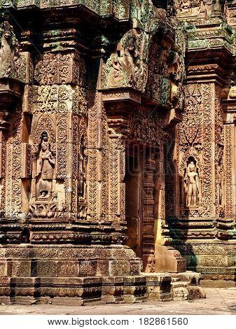 Angkor Wat - Banteay Srei Temple Nb. 62