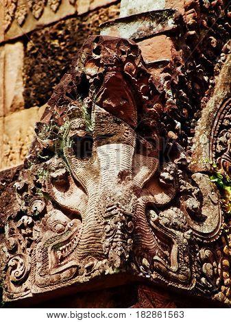 Angkor Wat - Banteay Srei Temple Nb. 61