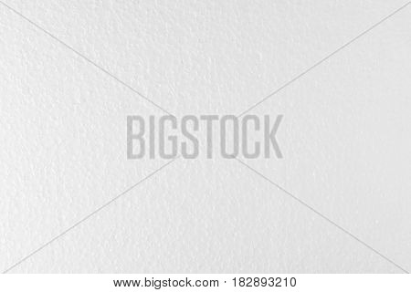 Styrofoam background or texture. copy space. abstract