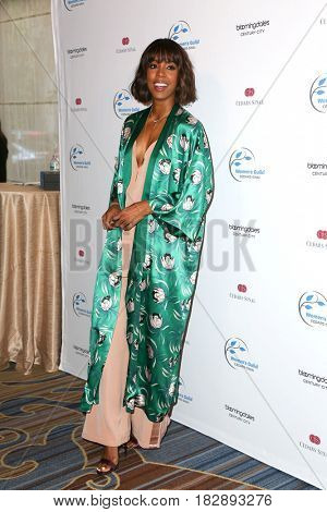 LOS ANGELES - APR 20:  Kelly Rowland at the 2017 Women's Guild Cedars-Sinai Annual Spring Luncheon at the Beverly Wilshire Hotel on April 20, 2017 in Beverly Hills, CA