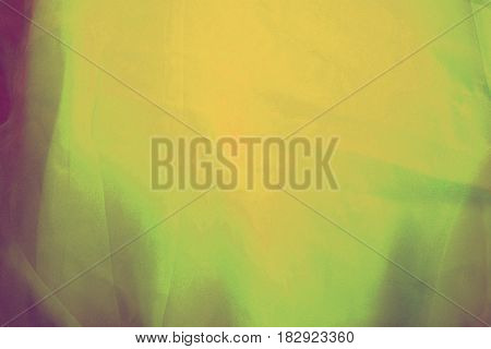 Blank empty abstract background with gradient in yellow autumn tones