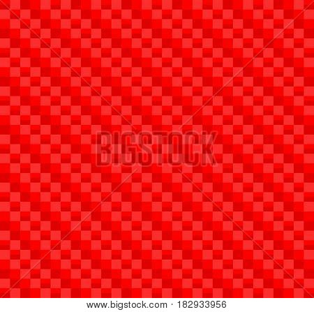 Red tones Background rectangles and squares. Geometric sample. Repeating routine with rectangle shapes.