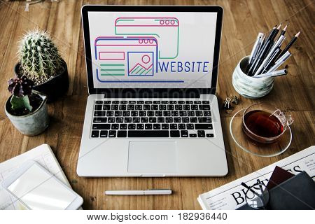Blog is an online sharing content.
