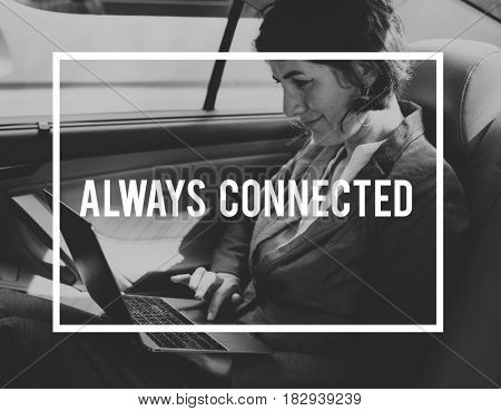 Always Connected Contact Network Communication