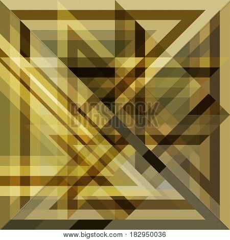triangle overlapping shape design backgroundvector Illustration EPS10