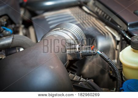 Selective focus to Maintenance of diesel engine.