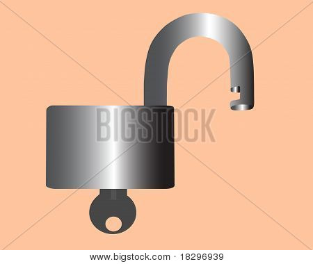The Lock.