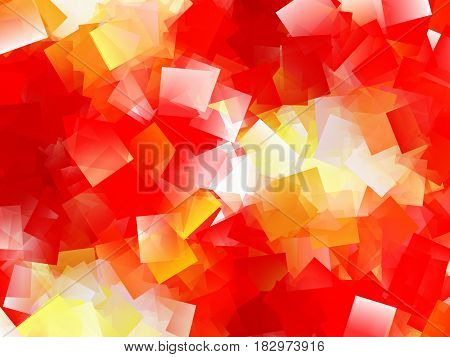 Cubism abstract red geometric background , cubism ,