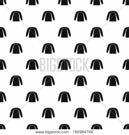 Sports jacket, pattern seamless in simple style vector illustration
