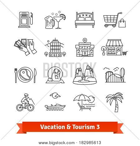 Tourism Vacation Vector Photo Free Trial Bigstock