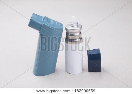 An Asthma Inhaler