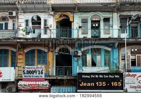 Ancient Architecture Of Old House