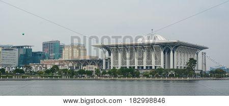 Buildings In Putrajaya, Malaysia