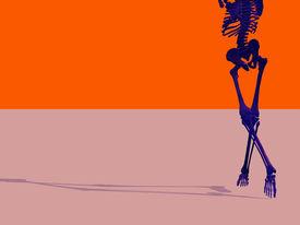 Dancing Skeleton
