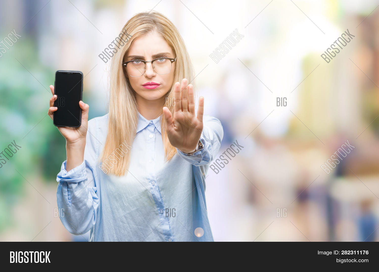 Young Beautiful Blonde Image Photo Free Trial Bigstock