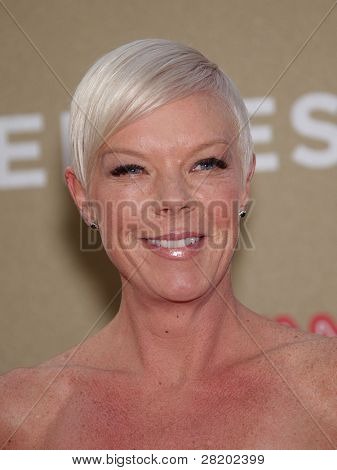 LOS ANGELES - DEC 11:  Tabatha Coffey arrives to the CNN Heroes: All-Star Tribute 2011  on December 11, 2011 in Los Angeles, CA.