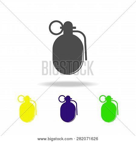 Weapon, Grenade Vector & Photo (Free Trial) | Bigstock