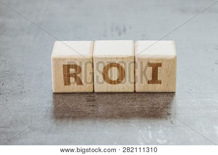 Return On Investment, Roi, Performance Measure Of Business Or Investment Efficiency, Target And Goal
