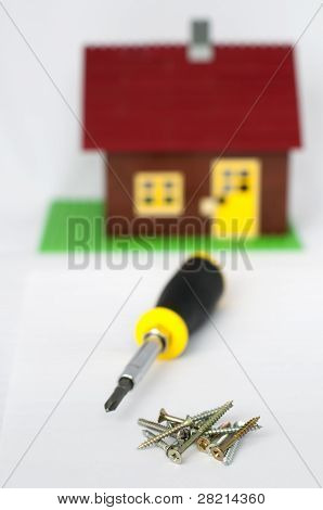 Repair And Build House