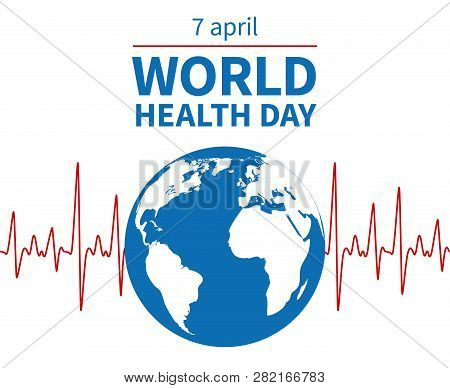 World Health Day Concept. Wellness, Medical Prevention And Profession Medicare Day. Global Medicine