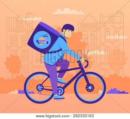 Bicycle Carriers Hired Deliver Items Own  Bike. Perform Own Repairs May Limit  Downtime From Bike R