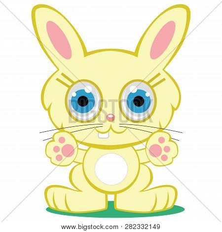 Cute Adorable Yellow Vector Photo Free Trial Bigstock