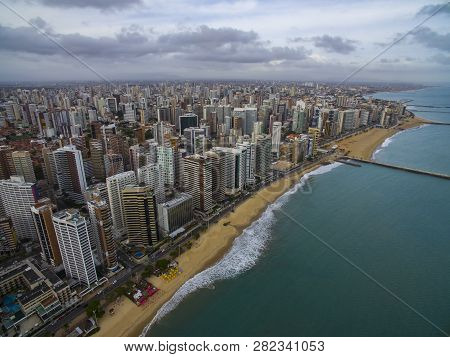 Travel Memories. Travel Memories Of The City Of Fortaleza, State Of Ceara Brazil South America. Trav